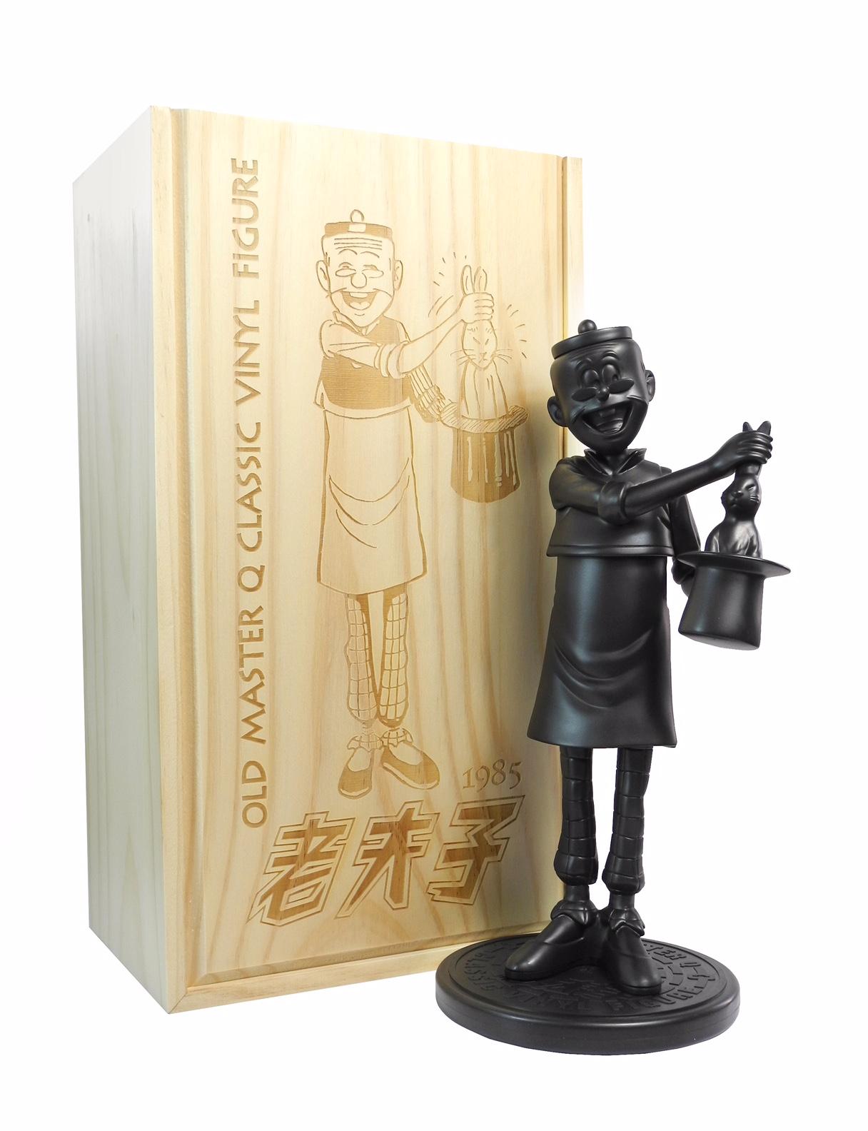 1985年桌上型雕塑